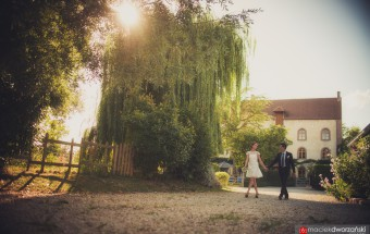 Marlena & Jonathan, ślub, Paryż